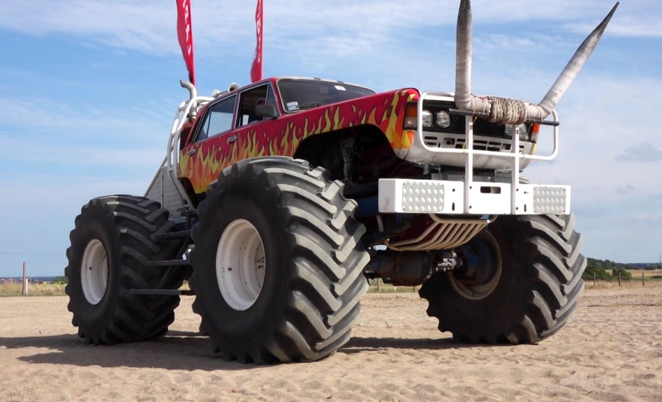 Monster Truck Swarzewo